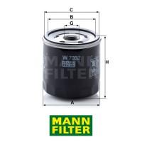 Filtru Ulei MANN W7032