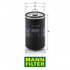 Filtru Ulei MANN W719/15