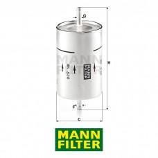 Filtru Combustibil MANN WK830
